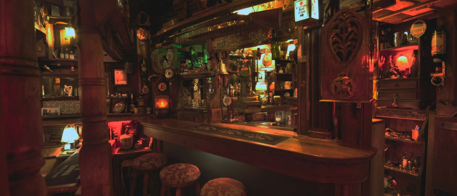 Back To Britain Home Pubs / We build British style pubs and bars in ...